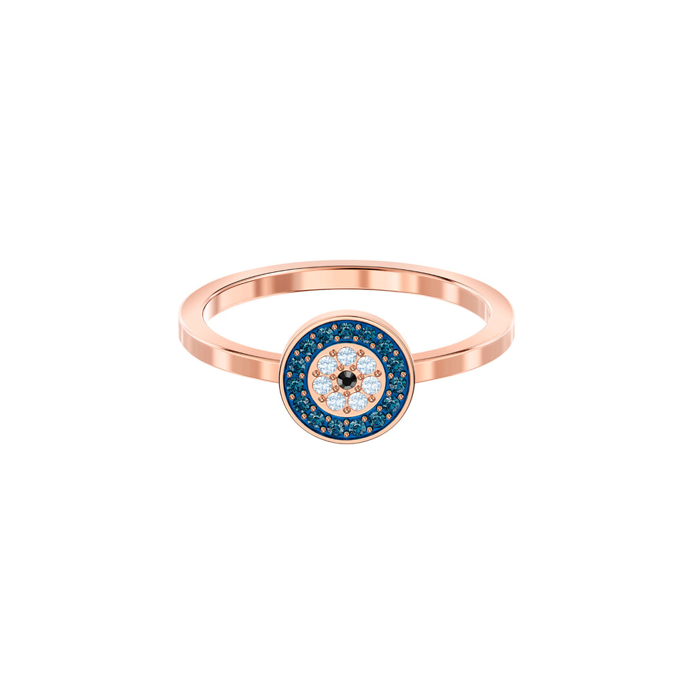 luckily-ring-multi-colored-rose-gold-plating