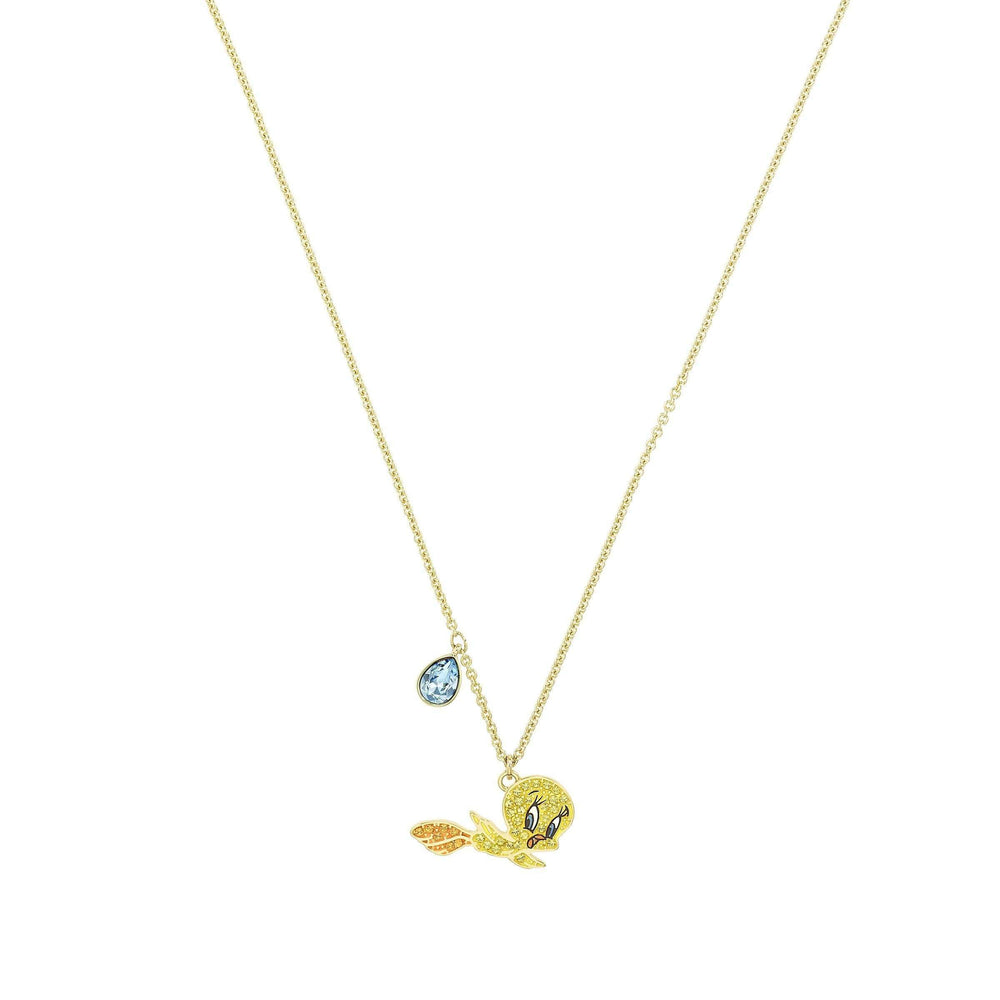 looney-tunes-tweety-pendant-multi-colored-gold-tone-plated-1