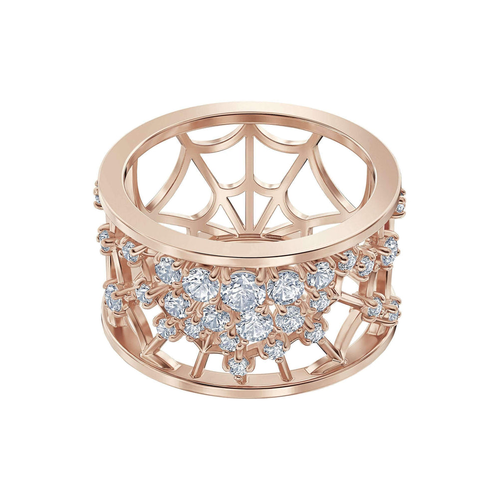 precisely-motif-ring-white-rose-gold-tone-plated-1