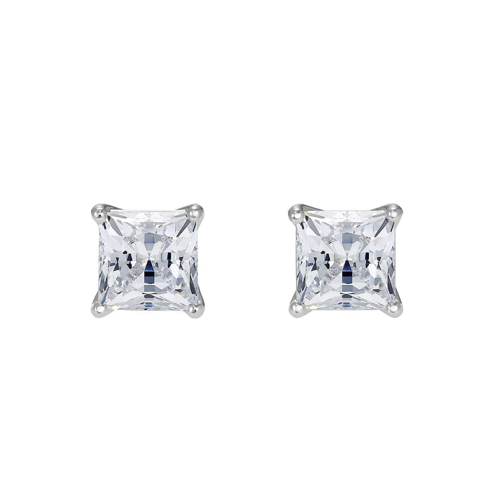 attract-pierced-earrings-white-rhodium-plated