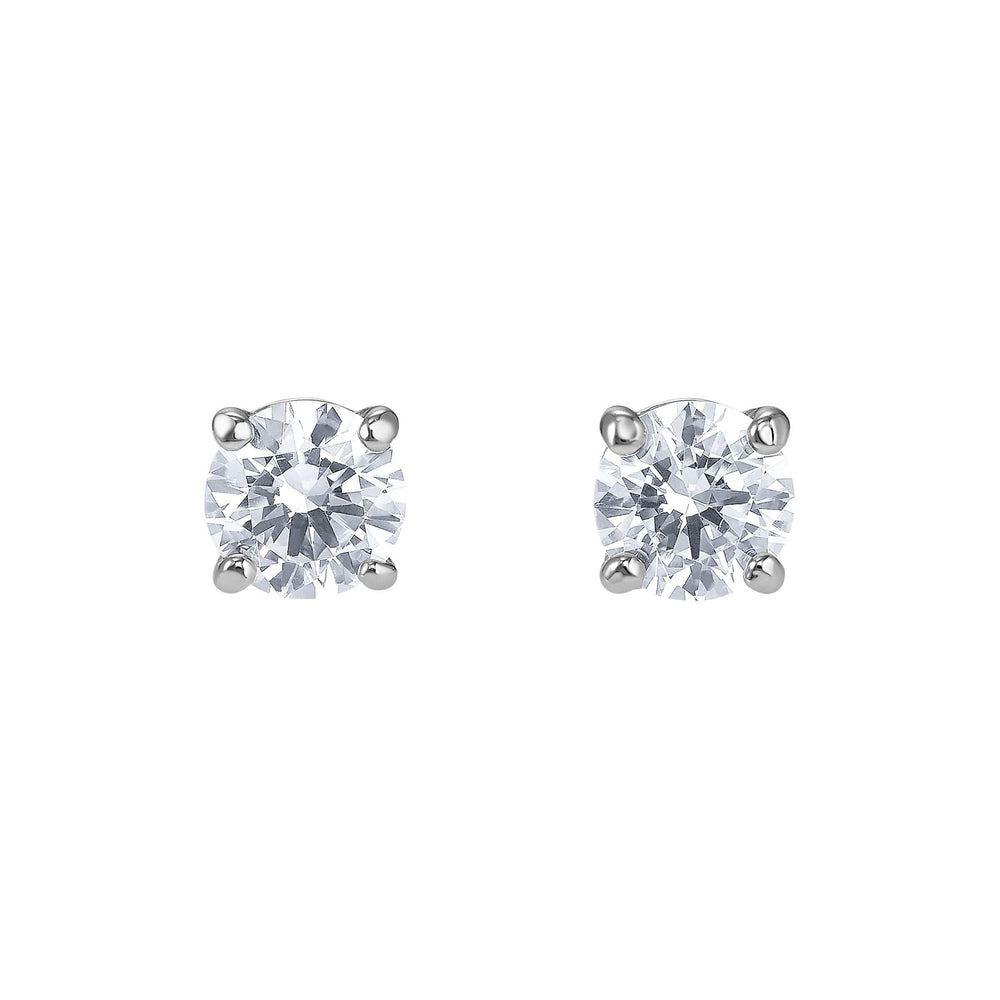 attract-stud-pierced-earrings-white-rhodium-plated