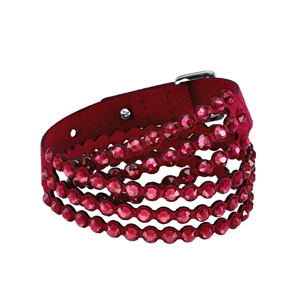 swarovski-power-collection-bracelet-red