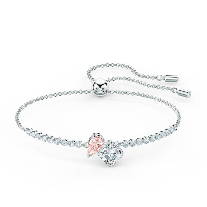attract-soul-bracelet-pink-rhodium-plated