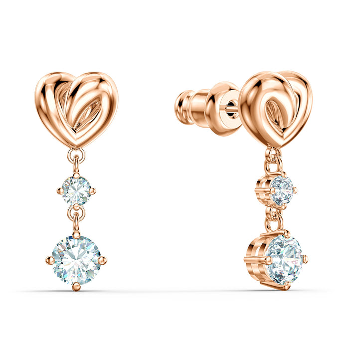 lifelong-heart-pierced-earrings-white-rose-gold-tone-plated