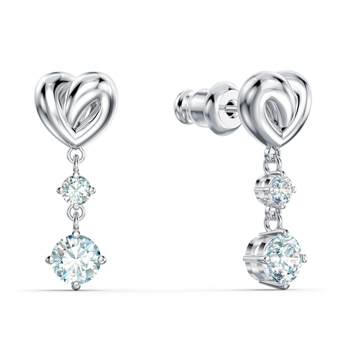 lifelong-heart-pierced-earrings-white-rhodium-plated