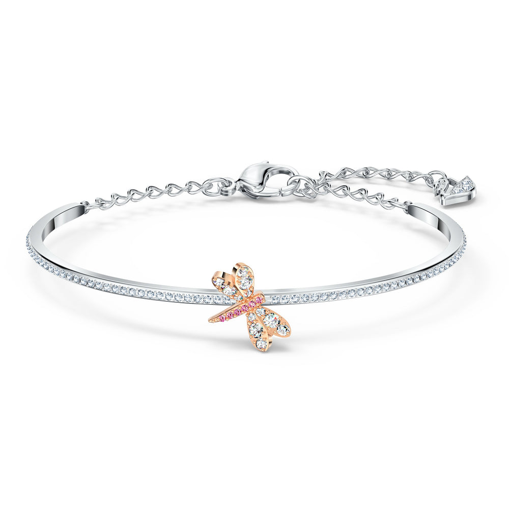 eternal-flower-bangle-pink-rose-gold-tone-plated