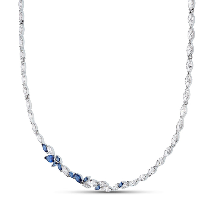 louison-necklace-blue-rhodium-plated