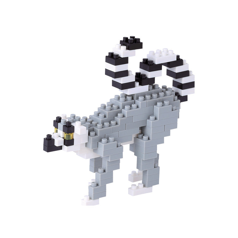 nanoblock® Ring-Tailed Lemur