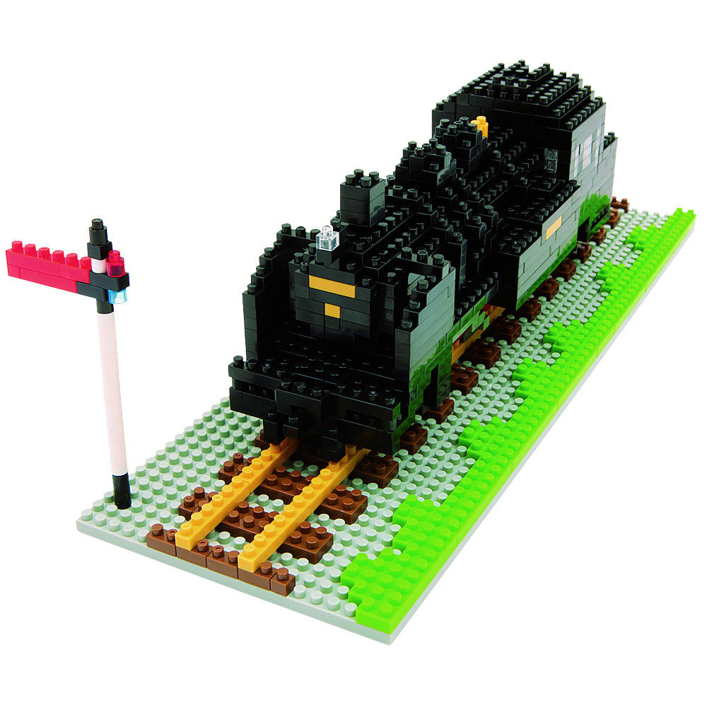 nanoblock® Steam Locomotive