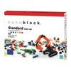 nanoblock® Freebuild Colour Set - 800 Pieces