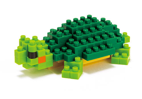 nanoblock® Turtle Red-Eared Slider