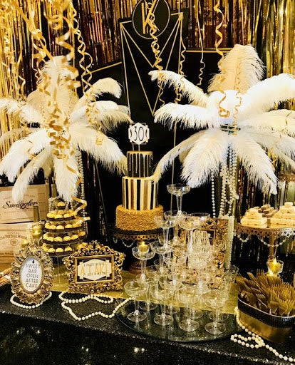 Fab and Glamorous: Gold and Rose Gold Party Theme Ideas You Must Try