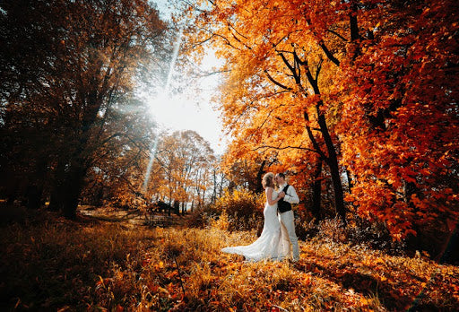 Can't Help But Fall In Love: Fall Wedding Inspirations To Capture Your Heart