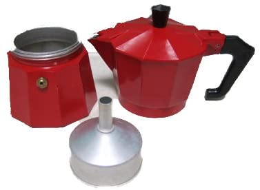 Pezzetti Moka Pot Home Brewing Kit - Pack 3