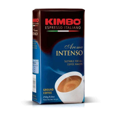 Kimbo Intenso Ground Coffee 250g