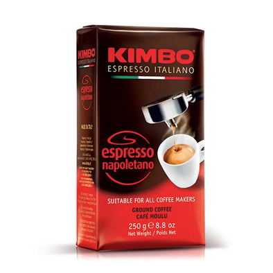 Kimbo Napoletano Ground Coffee