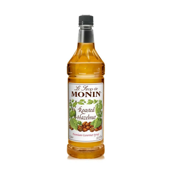 Monin Roasted Hazelnut Syrup 1L