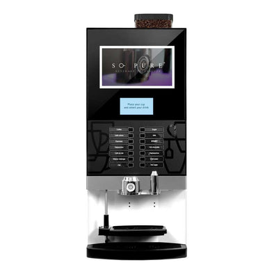 Platinum Espresso coffee machine