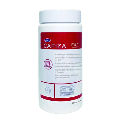 Urnex Cafiza E42 Espresso Machine Cleaning Tablets