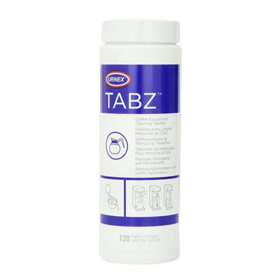 Urnex Tabz Coffee Quipment Cleaning Tablets (120pcs)