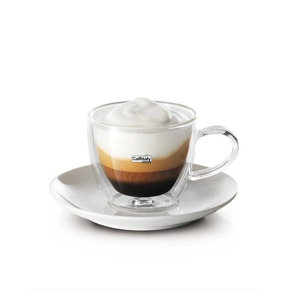 Cappuccino Coffee Cups - Set of 2