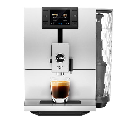 Jura ENA 8 Silver Automatic Coffee Machine