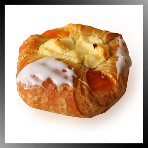 Apricot Cheese Danish