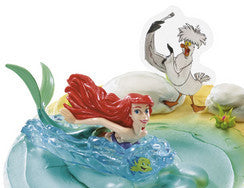 Little Mermaid #25Characters (Ariel Toy Set Discontinued)