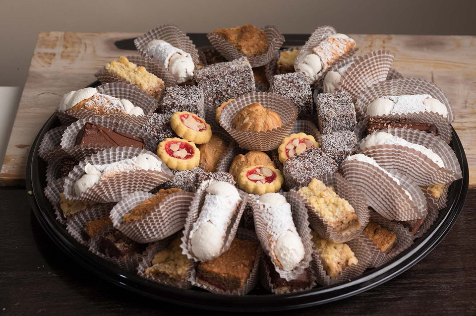 Online Party Tray Order - Assorted Pastry Tray