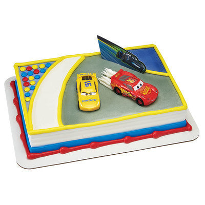 Cars 3 DecoPac Kit
