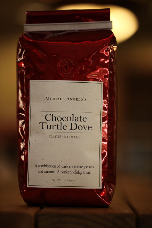 Chocolate Turtle Dove Coffee 1 lb