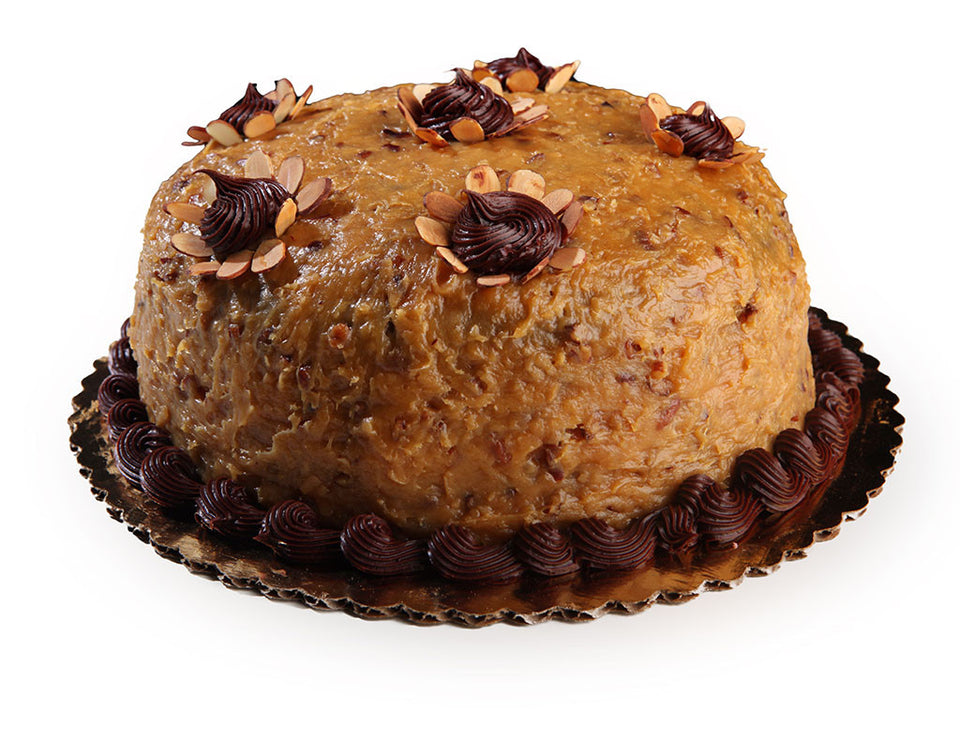 Online Cake Order - German Chocolate Torte