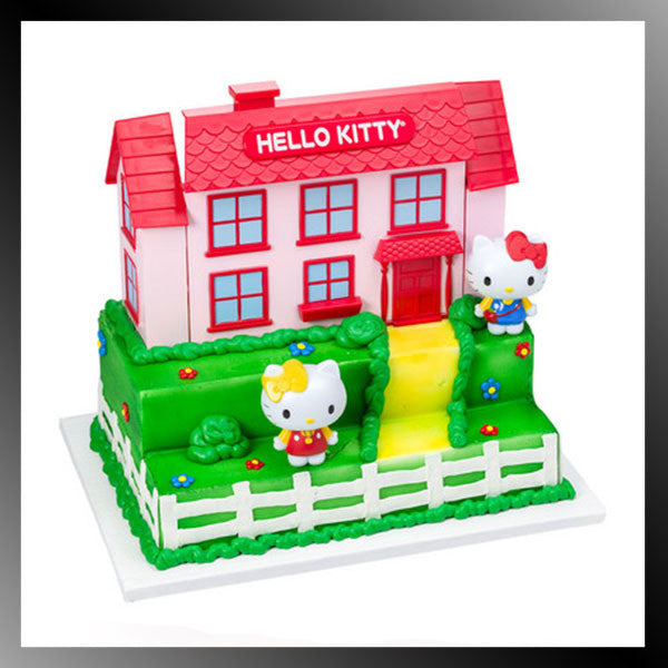 Hello Kitty House #40Characters
