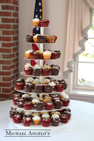 Signature Cupcake Tower #3Cupcake