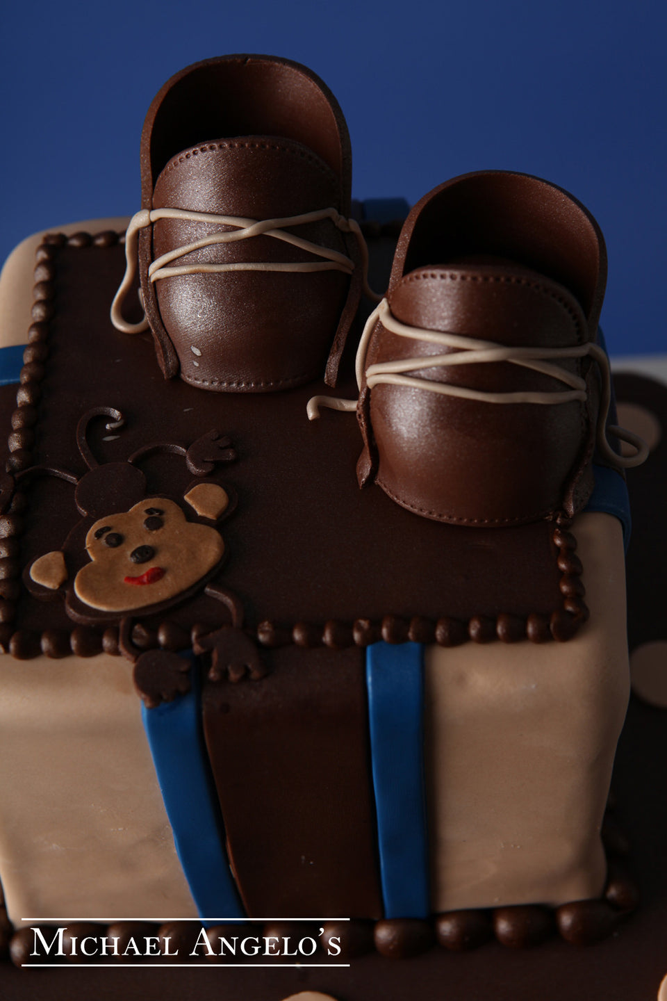 Brown Baby Shoes #11Baby