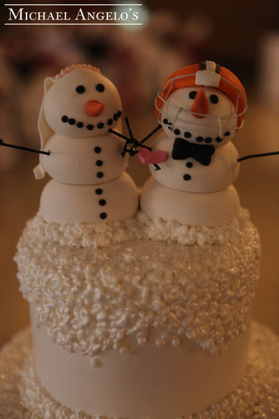 Snowman & Wife #14Specialty