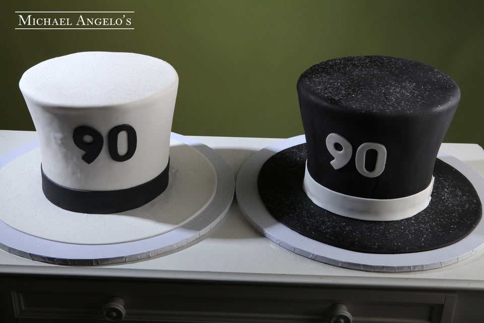 Twin Top Hats #108Milestones