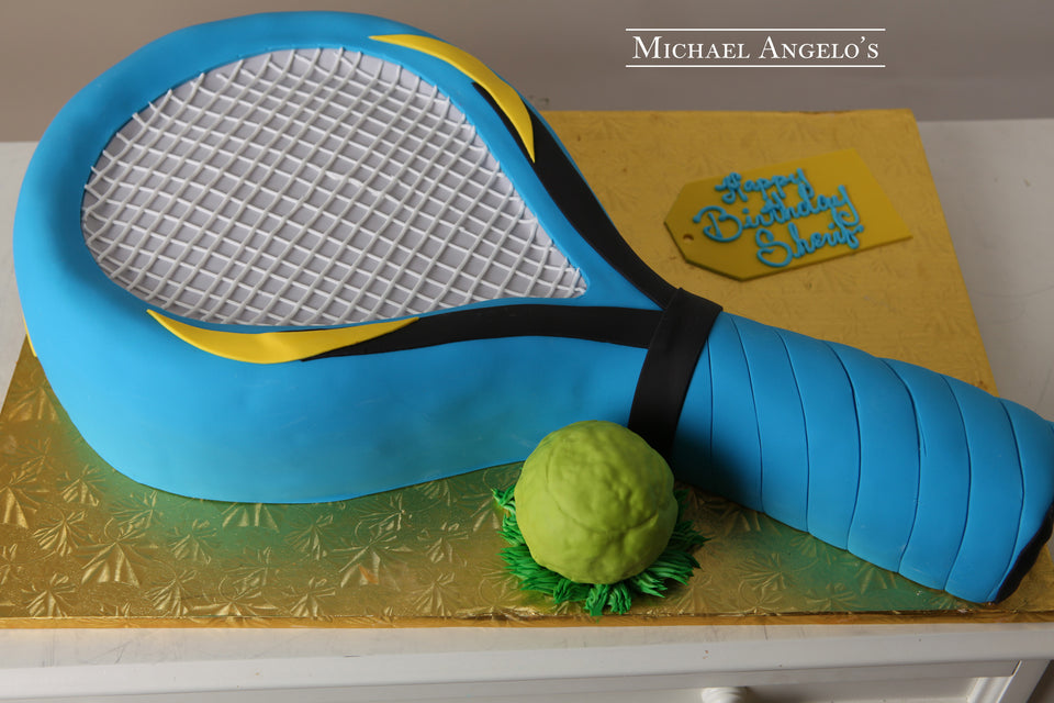 Tennis Racket Ball 14hobbies Michael Angelo S