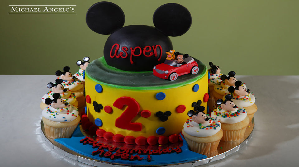Mickey Turns 2 #165Characters