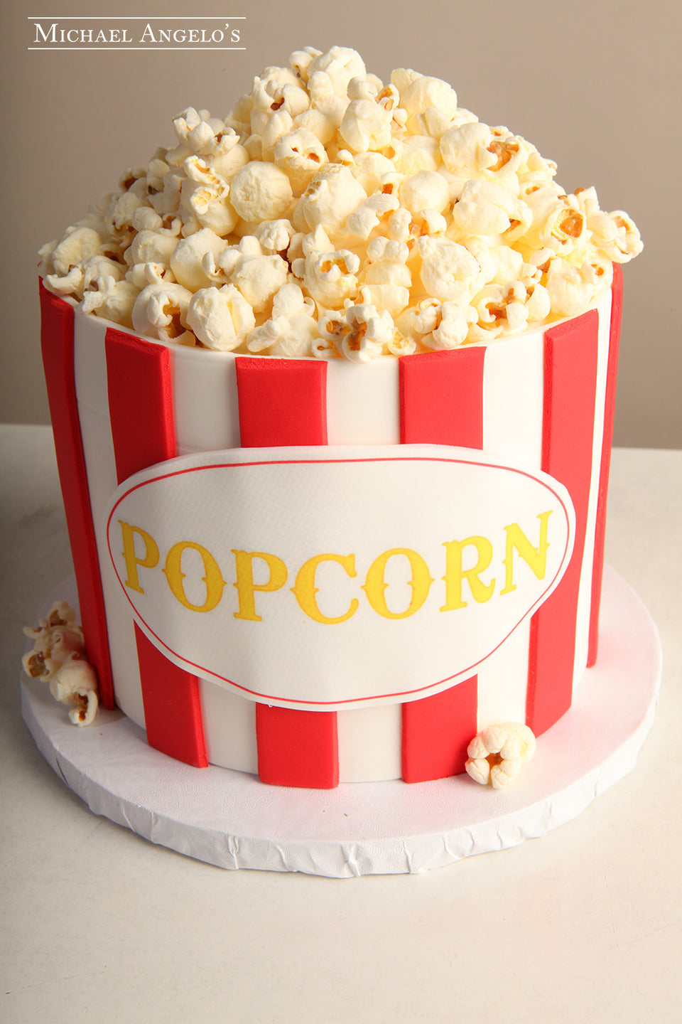 Bucket of Popcorn #84Food