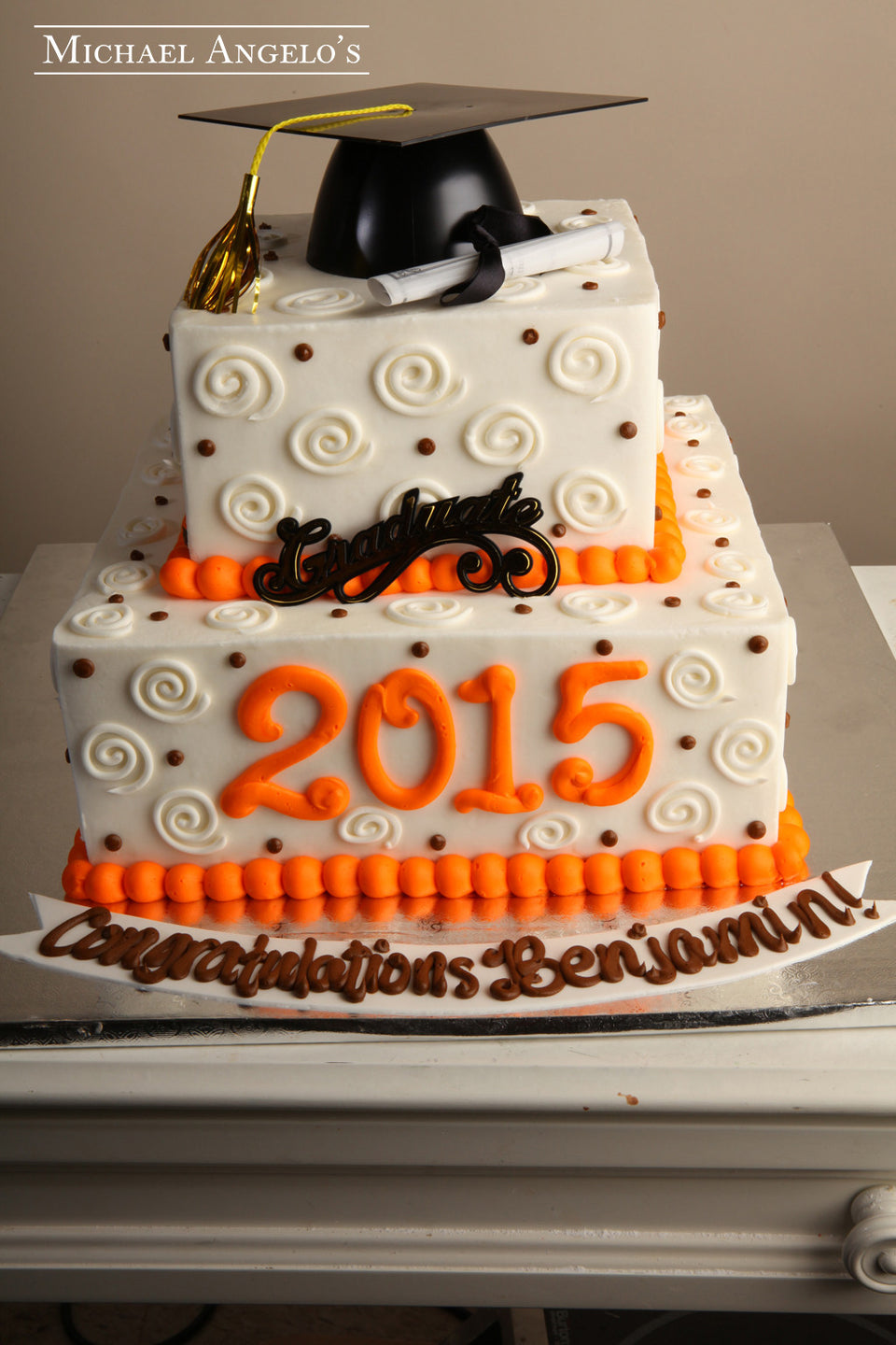 Creamsicle Design #98Graduation