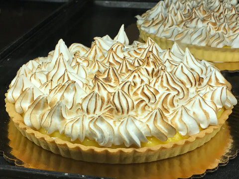 "10"" Lemon Tart"