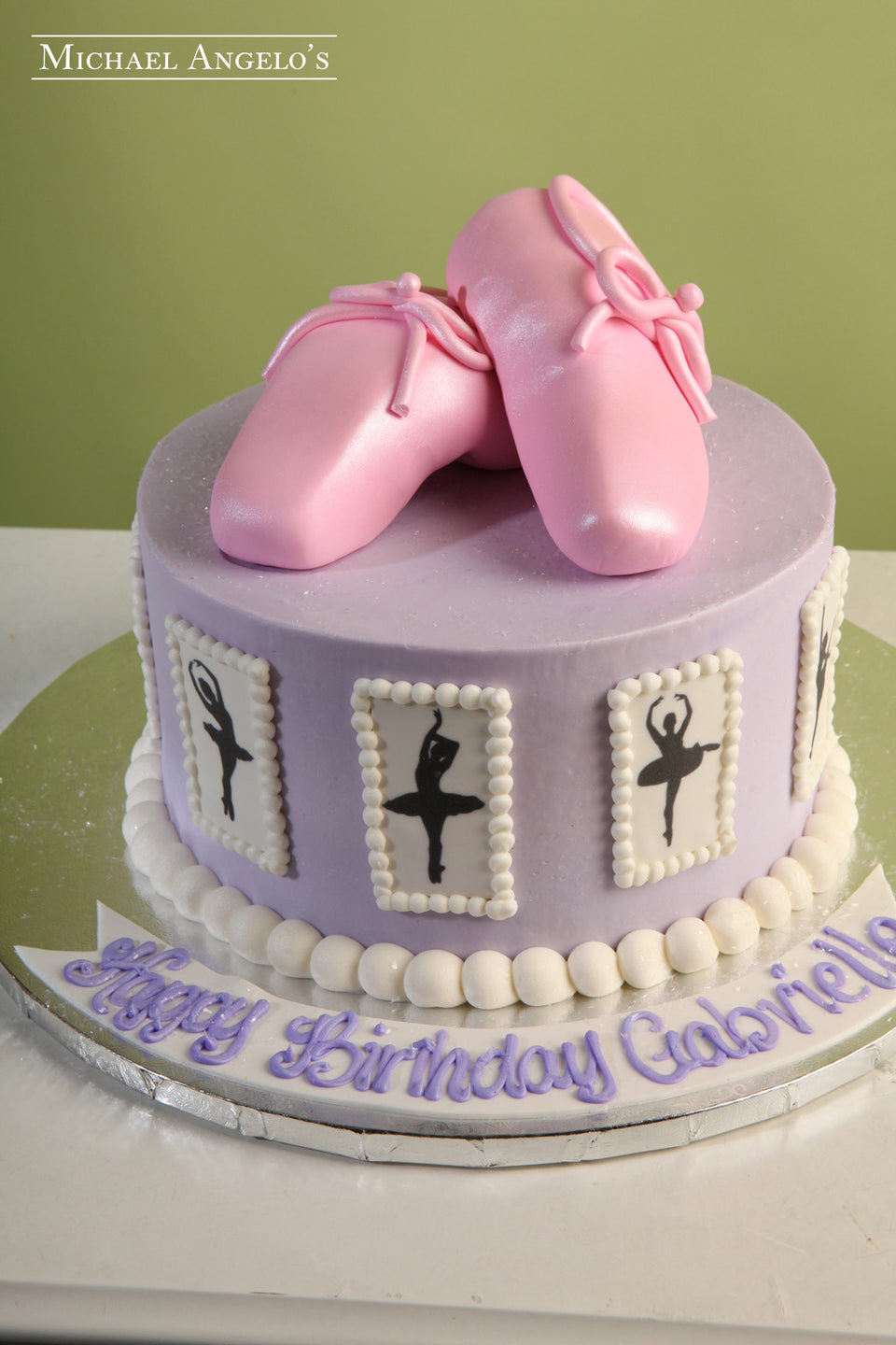 Ballerina Birthday #320Hobbies