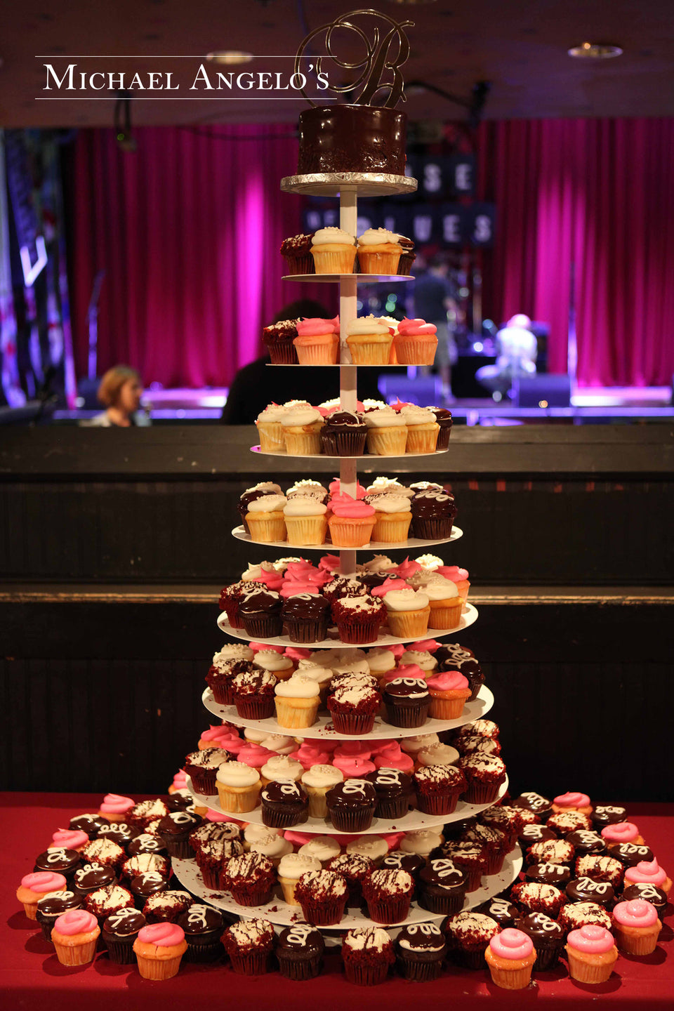 Mix n' Match Cupcake Wedding #12Cupcake