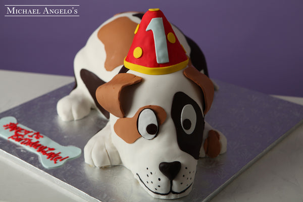 Birthday Dog #4Animals