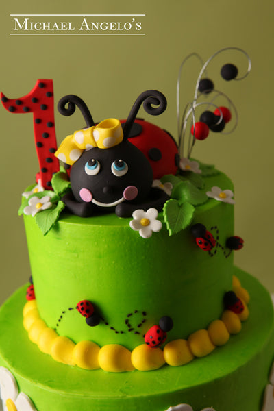 Lady Bug with Bow #14Milestones
