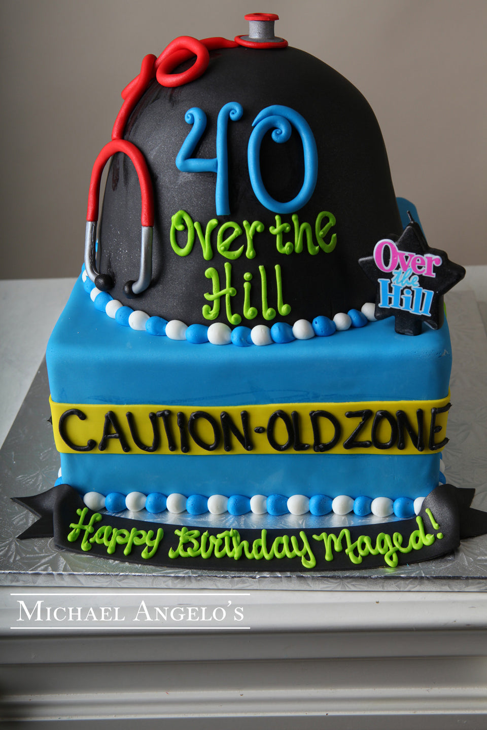 Old Zone #76Milestones