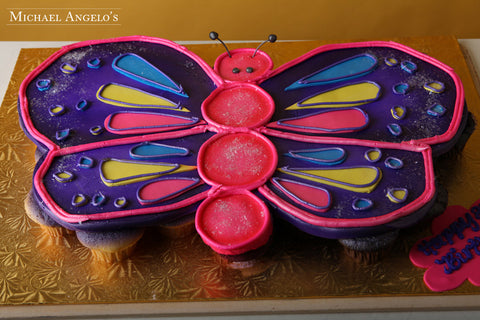 Butterfly Cupcakes #68Animals