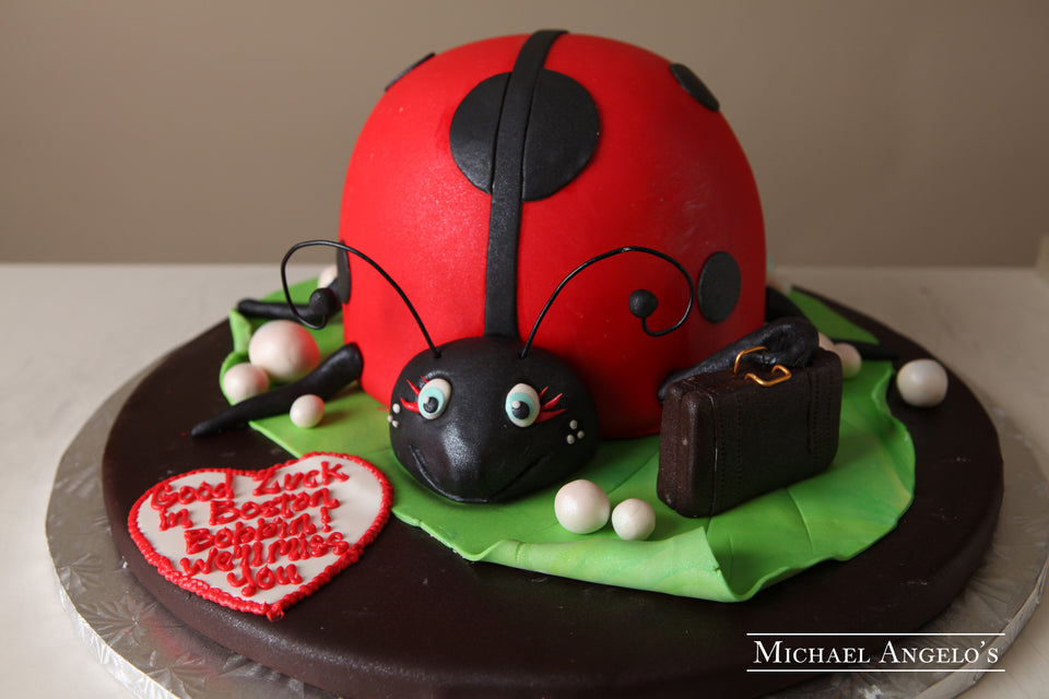 Lucky Lady Bug #37Graduation