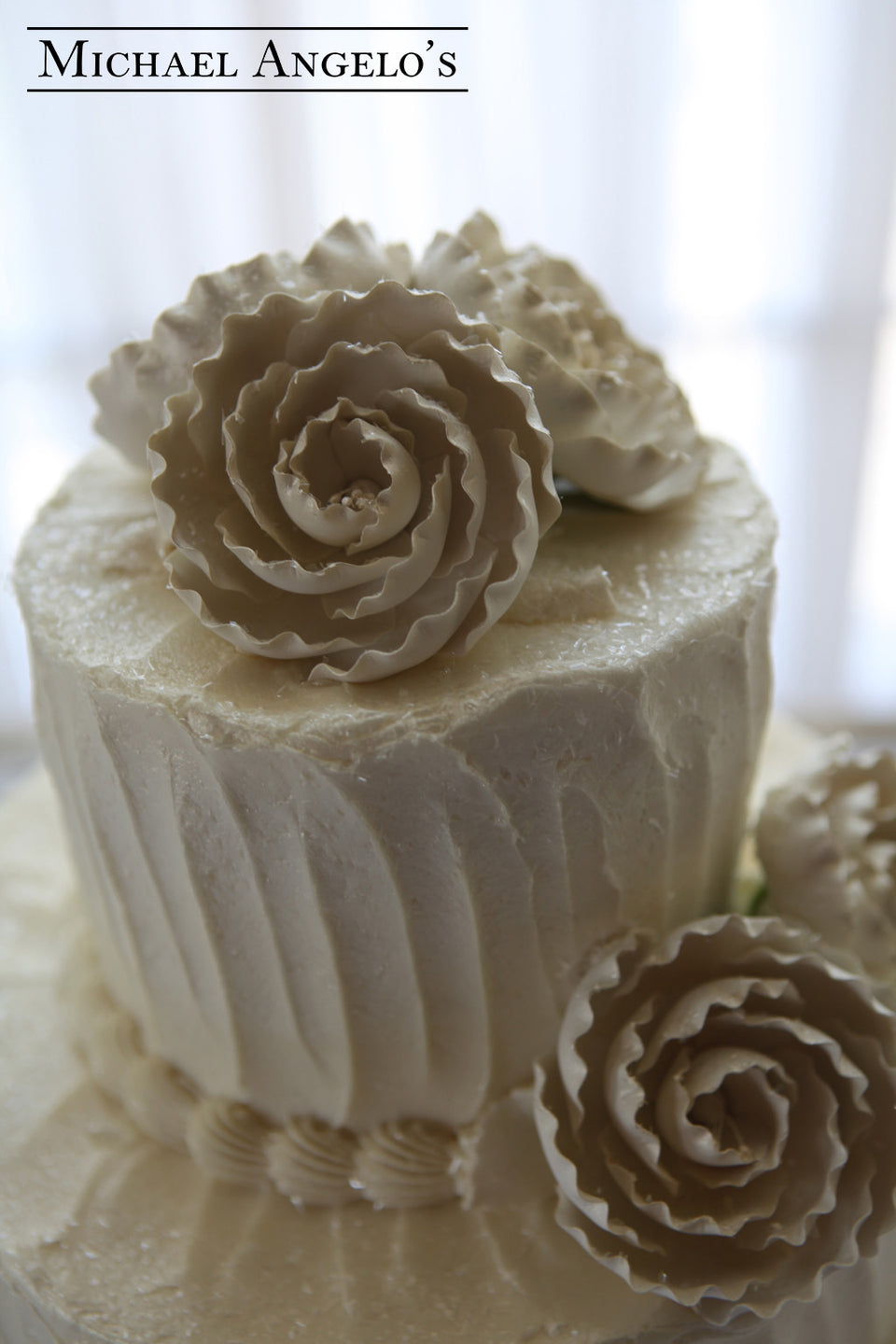 Textured Buttercream #35Modern